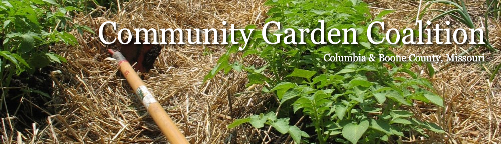 Community Garden Coalition | Supporting community gardens in ...