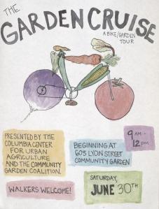 Garden Cruise poster