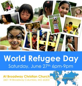 World Refugee Day Image